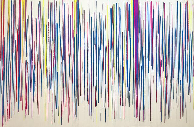, 'Ride The Rainbow,' 2018, OS Gallery