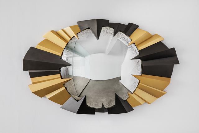 , 'Aristas Mirror,' 2017, Garrido Gallery