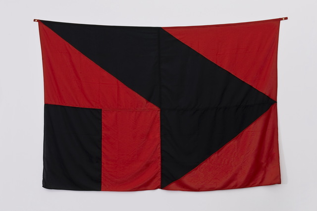 , 'Not All that Moves is Red (Tangram) #2,' 2012, ProjecteSD