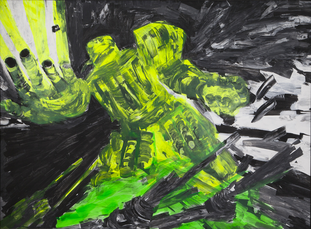 , 'Megatrón,' 2005, Galeria L