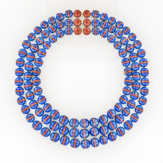 , 'Triple C&C Necklace,' 2016, Cora Sheibani Ltd