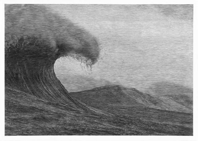 , 'The Wave,' 2017, Alan Cristea Gallery