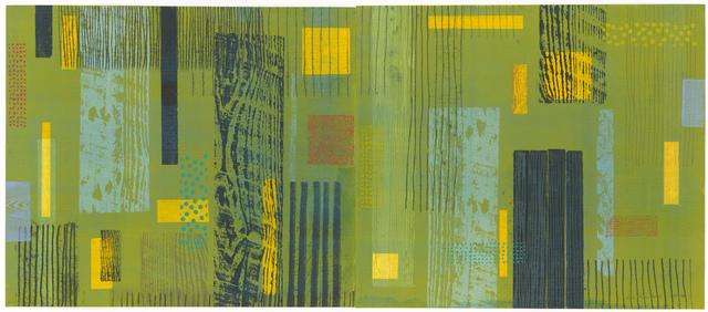 , 'Over Blue,' , Stanek Gallery