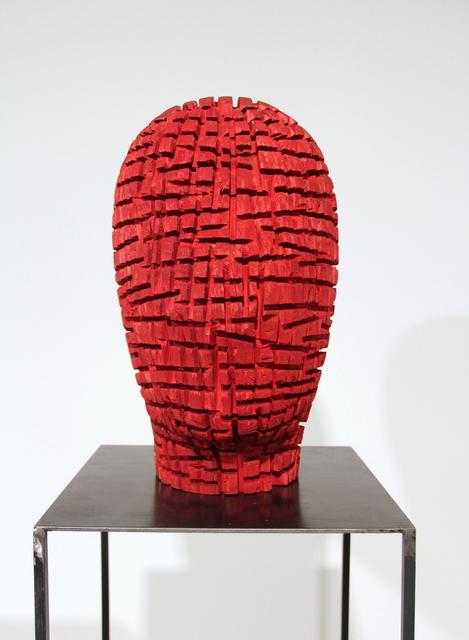 , 'Kopf (K-BED),' 2012, Mario Mauroner Contemporary Art Salzburg-Vienna