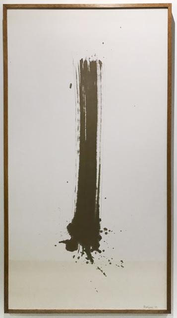 , 'A Line As Far As I Can Reach,' 1987, Anglim Gilbert Gallery