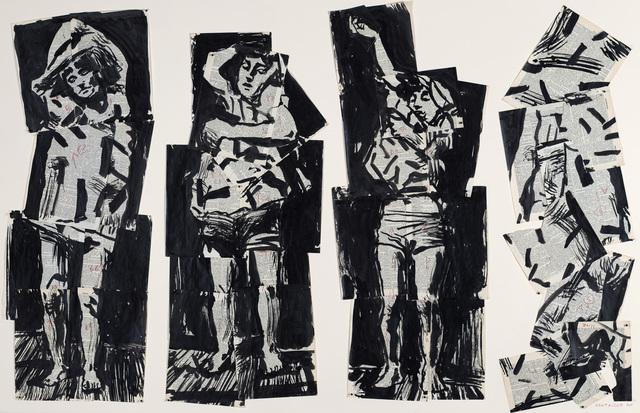 , 'Untitled II (Lulu),' 2015, Goodman Gallery