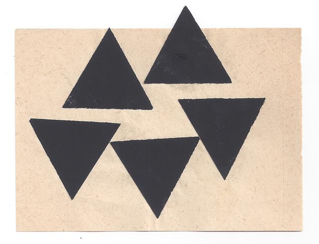 , 'Sin título,' ca. 1969, Galería La Caja Negra
