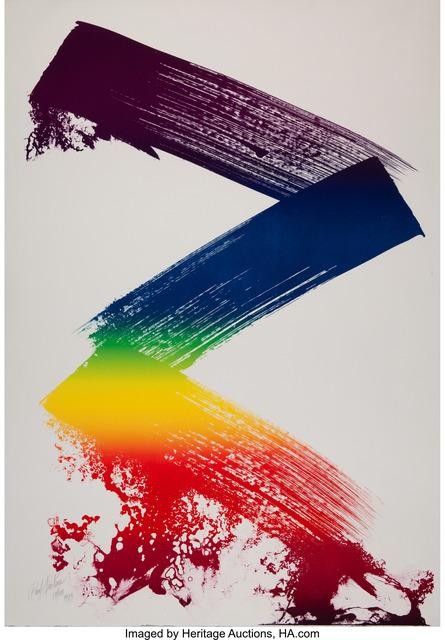 Paul Jenkins, 'Untitled II', 1983, Heritage Auctions