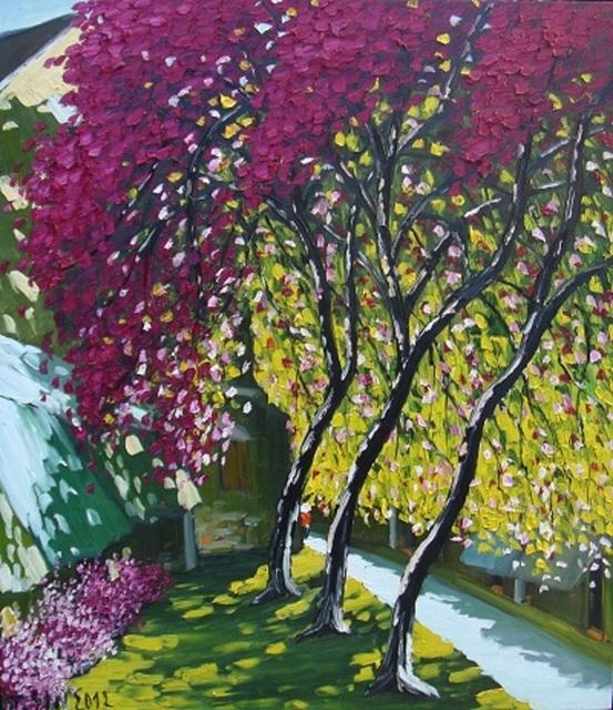 , 'Summertime in Hanoi,' 2012, Ai Bo Gallery