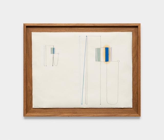 Julio Villani, '114 Bis', 2017, Galeria Raquel Arnaud