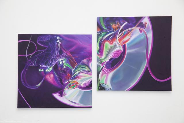 , 'Diptych #2,' 2015, Osnova Gallery