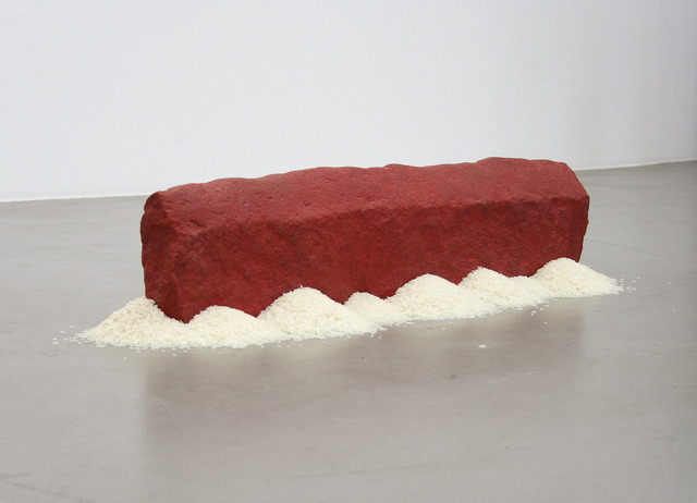 , 'Rice House,' 2009, Buchmann Galerie