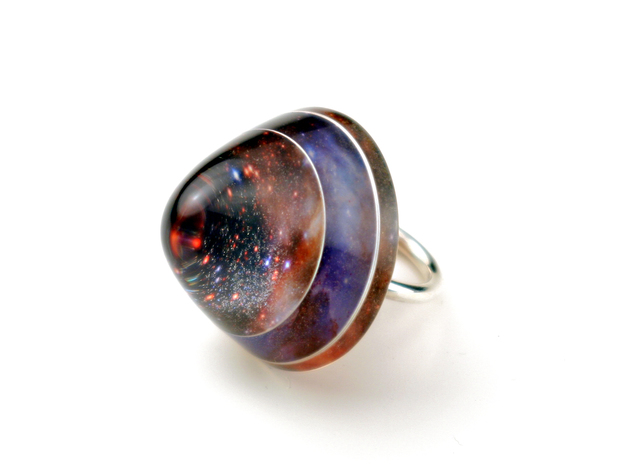 , 'Celestial Ring,' , Facèré Jewelry Art Gallery