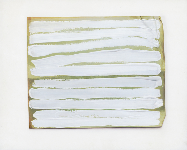 , 'White Lines,' 2016, Purdy Hicks Gallery