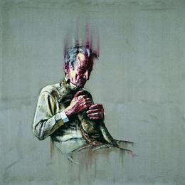Zeng Fanzhi 曾梵志, 'Lucian Freud', 2011, Painting, Oil on canvas, Gagosian