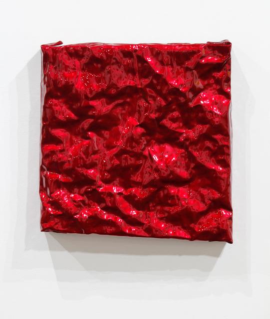 , 'Untitled (dark red s),' 2018, DENK Gallery