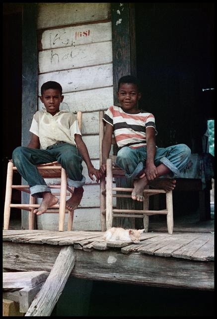 Gordon Parks, 'Untitled, Shady Grove, Alabama', 1956, Photography, Archival pigment print, Rhona Hoffman Gallery