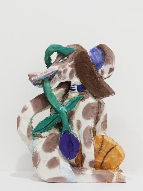 , 'Ball Dog,' 2018, Galleri Magnus Karlsson