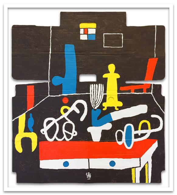 , 'L'Atelier De Mondrian,' 2017, V1 Gallery