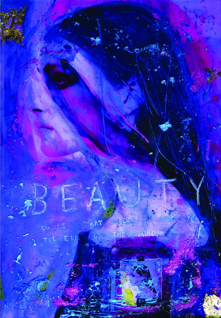 , 'Blue Beauty,' , Rosenbaum Contemporary