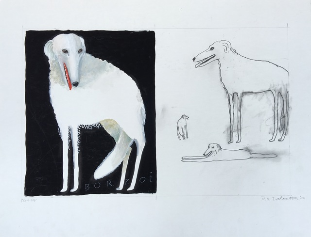 , 'Good Dog,' 2002-2003, Dog & Horse Fine Art