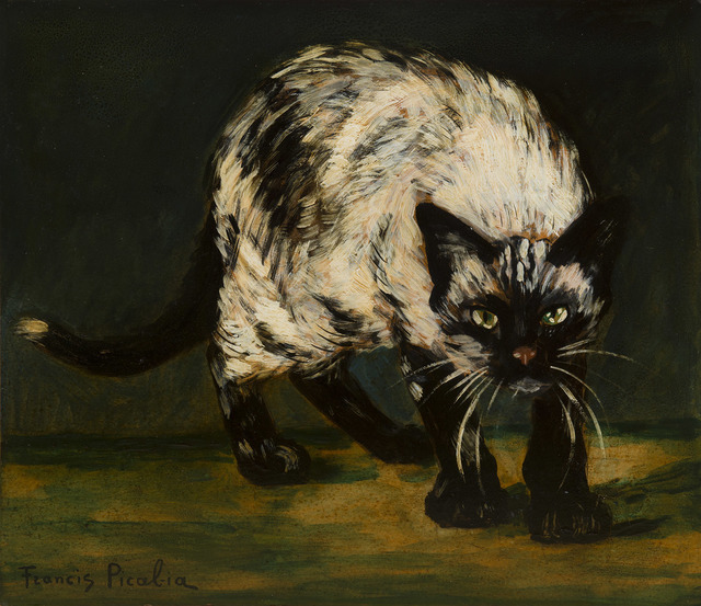 , 'Le chat,' , BAILLY GALLERY