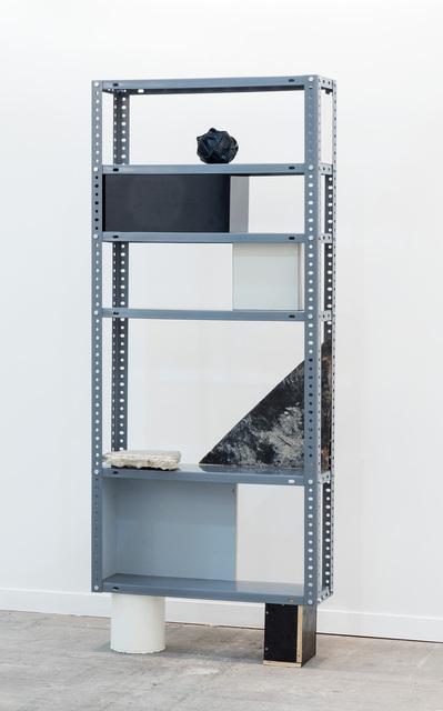 , 'Settlements N°13,' 2017, von Bartha