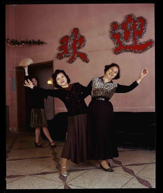 , 'Centre de loisirs des jours nouveaux, bunker japonais II, avril 2002, Shanghai 新时期的文体中心,日本人的掩体II,2002年4月,上海,' 2002, Shanghai Gallery of Art