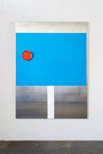 Reto Boller, 'L-16.2A (Strömung)', 2016, Galerie Mark Müller