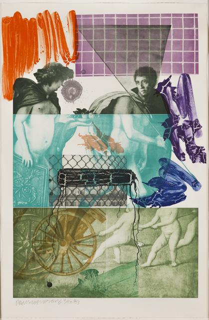 , 'Bellini #5,' 1989, David Klein Gallery