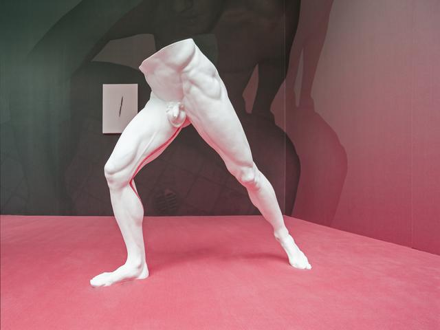 , 'Linie,' 2014, Galerie Thomas Schulte