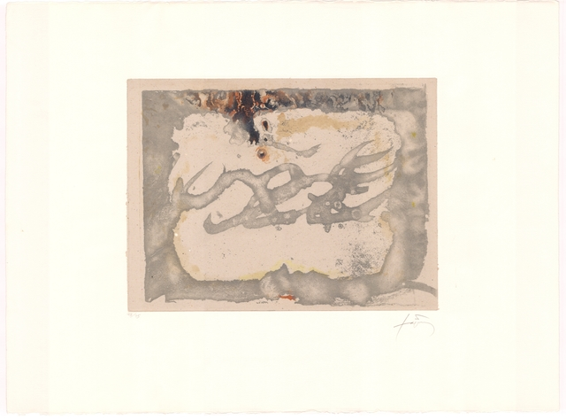 Antoni Tàpies, 'Muntanyes', 1980-1990, ARTEDIO