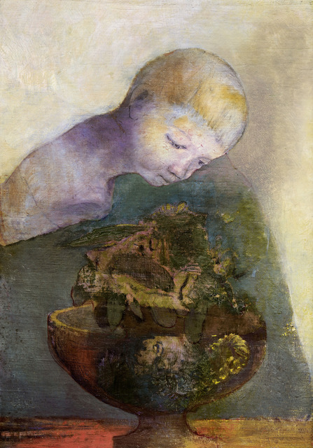, 'La Coupe du devenir (The Chalice of Becoming),' 1894, Fondation Beyeler
