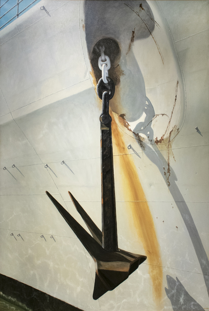 , 'Anchor I,' c. 1990, Carrie Haddad Gallery