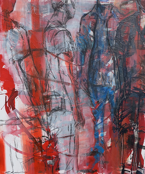 , 'Energy,' 2017, Opulent Living Gallery