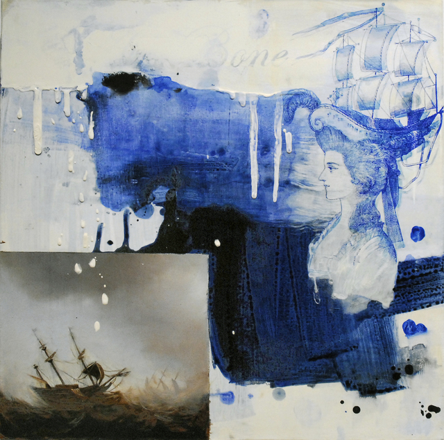 , 'Sky Bones,' , Clark Gallery