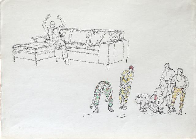 , 'Victory of Excavation,' 2008, Deborah Colton Gallery