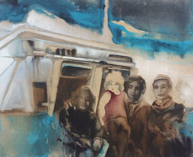 Helena Wyss-Scheffler, 'Vor der Abreise', 2017, Galerie SOON
