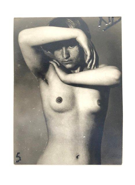 Frantisek Drtikol, 'Nude Composition Photography, ', ca. 1925, The Art Design Project