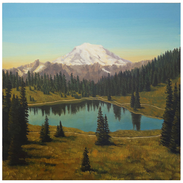 , 'Tipso Lake, Before,' 2014, G. Gibson Gallery