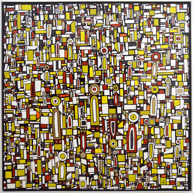 , 'Gesellschaftsleben,' 2019, Contemporary Gallery CH