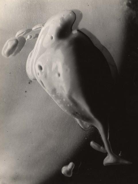 , 'Involuntary Sculpture: soap,' 1932, Edwynn Houk Gallery