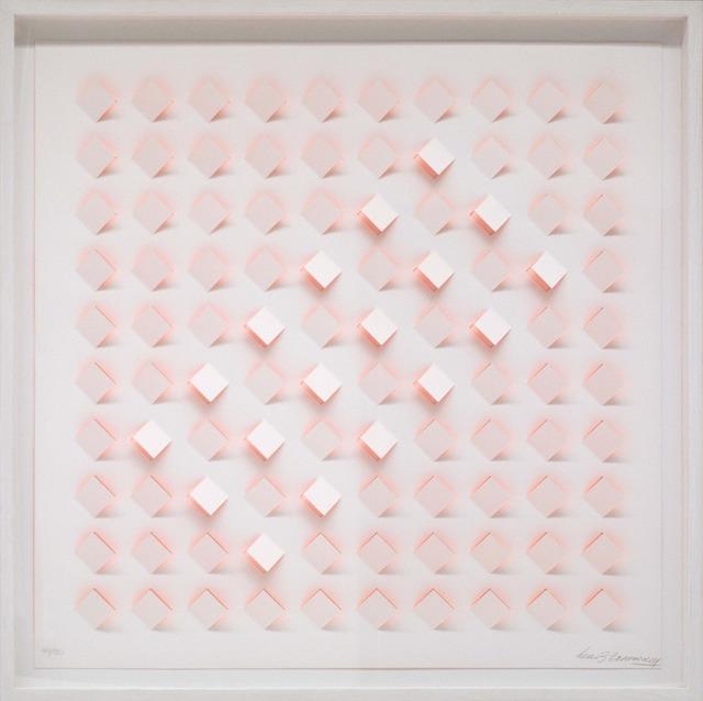 , 'S/T 4 - Naranja,' 2013, Polígrafa Obra Gráfica