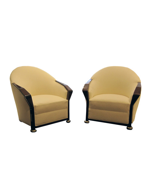 , 'Pair of MF 158 Armchairs,' , DeLorenzo Gallery