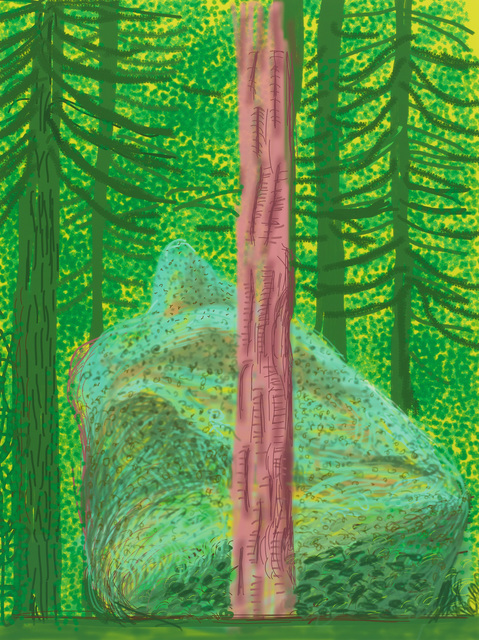", '""Untitled No.19 "" from ""The Yosemite Suite"",' 2010, Pace Gallery"