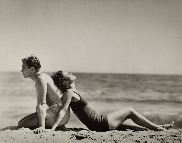 Nickolas Muray, 'Douglas Fairbanks, Jr. & Joan Crawford,' ca. 1930, George Eastman Museum