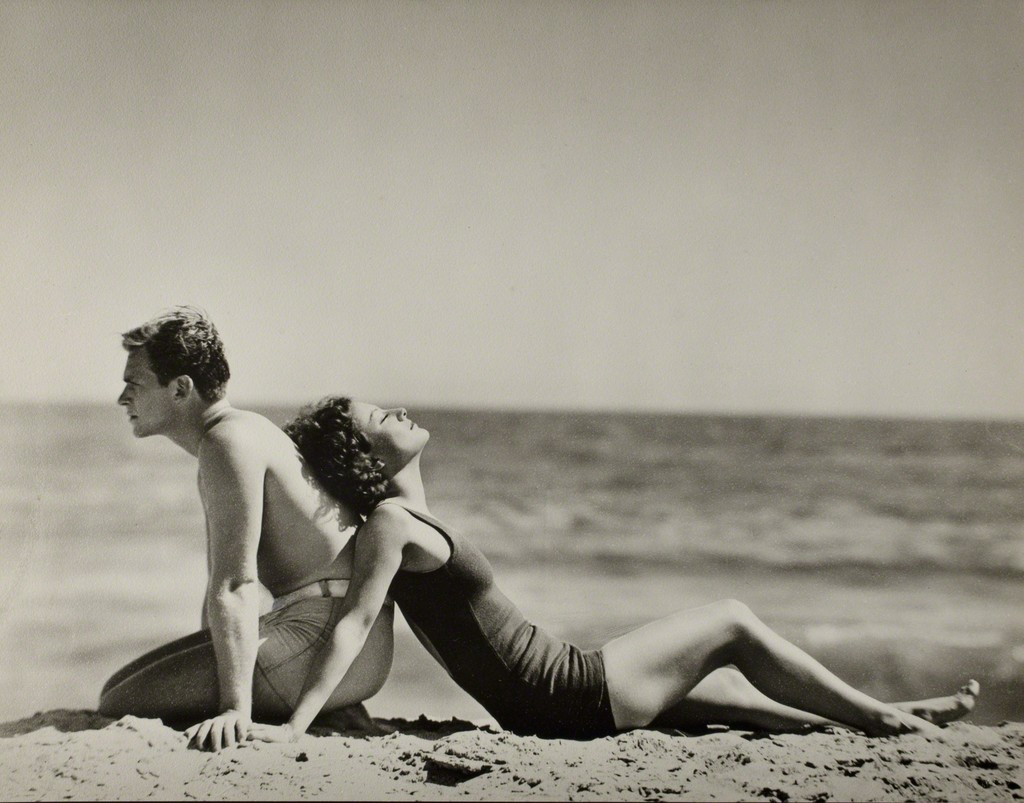 Nickolas Muray, 'Douglas Fairbanks, Jr. & Joan Crawford,' ca. 1930, George Eastman House International Museum of Photography & Film