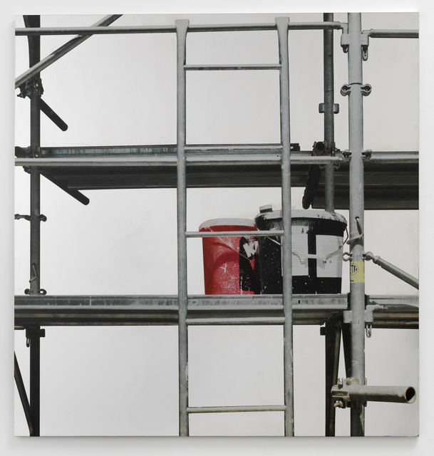 , 'Lavoro - impalcatura,' 2008-2011, Simon Lee Gallery