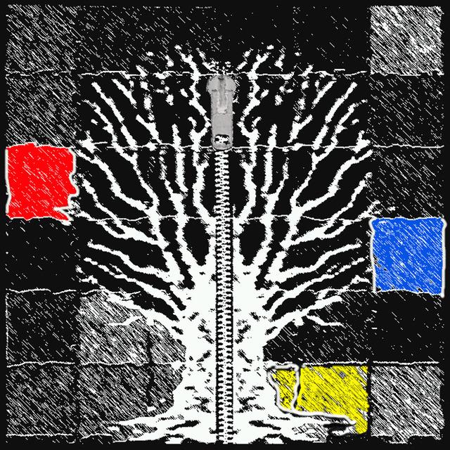 , 'Mondrian Tree 11,' 2013, ArtexArte