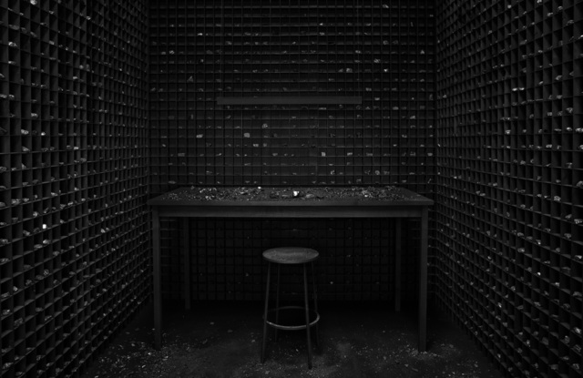 , 'Enter the Monolith I,' 2016, Galerie Ron Mandos